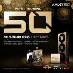 AMD Ryzen & Radeon Division 2 ja World War Z -kampanjakoodi sähköpostiin