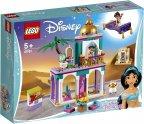 LEGO Disney Princess 41161 - Aladdinin ja Jasminen palatsiseikkailut
