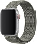 Apple Watch 44 mm Spruce Fog Nike Sport Loop -ranneke, MV8D2