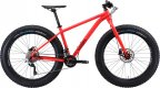 Silverback Scoop Fatty (2019) -fatbike, punainen, M/430 mm
