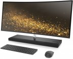 HP ENVY Curved All-in-One 34-b105no -pöytäkone Win 10 64-bit