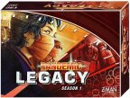 Pandemic: Legacy Season 1 -lautapeli, punainen