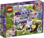 LEGO Friends 41332 - Emman taidekoju