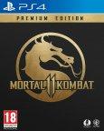 Mortal Kombat 11 - Premium Edition -peli, PS4