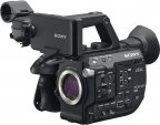 Sony PXW-FS5 4K-videokamera, runko