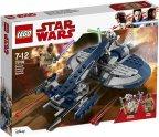 LEGO Star Wars 75199 - Kenraali Grievousin taistelukiituri