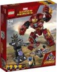 LEGO Super Heroes 76104 - Hulkintuhoajahävitys