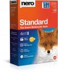 Nero Standard 2019 -multimediaohjelmisto, DVD