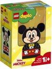 LEGO DUPLO Disney 10898 - Ensimmäinen Mikki-rakennelmani