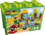 LEGO DUPLO My First 10864 - Suuri leikkikenttä -palikkarasia