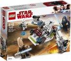 LEGO Star Wars 75206 - Jedit™ ja kloonisotilaat™ -taistelupaketti