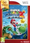 Super Mario Galaxy 2 (Selects) -peli, Wii