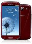 Samsung Galaxy S III (i9300) Android älypuhelin, punainen