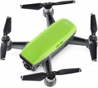 DJI Spark Fly More Combo -minikopteripaketti, Meadow Green