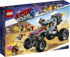 LEGO Movie 2 70829 - Emmetin ja Tyylilyylin pakokärry
