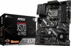 MSI X570-A PRO AM4 ATX-emolevy
