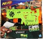 NERF Zombie Strike Quadrot -vaahtomuoviammusase