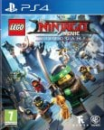 LEGO The Ninjago Movie Videogame -peli, PS4