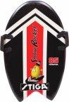 Stiga Snow Rocket 85 Twintail -lumisurffari, musta