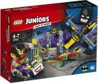 LEGO Juniors 10753 - Jokerin™ hyökkäys Lepakkoluolaan