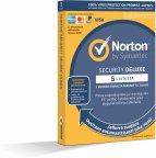 Norton Security Deluxe - 5 laitetta / 12 kk -tietoturvaohjelmisto, aktivointikortti
