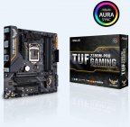 Asus TUF Z390M-PRO GAMING (Wi-Fi) Intel Z390 LGA1151 mATX-emolevy