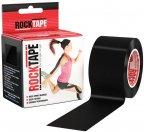 Rocktape Standard -kinesioteippi, musta