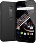 Motorola Moto G (2015 3rd gen) 16 Gt 4G -Android-puhelin, musta