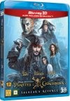 Pirates Of The Caribbean Salazars Revenge -2D + 3D Blu-Ray