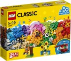 LEGO Classic 10712 - Palikat ja hammaspyörät
