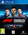 F1 2018 -peli, PS4