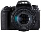 Canon EOS 77D +18-135 mm IS USM -järjestelmäkamera