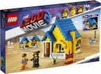 LEGO Movie 2 70831 - Emmetin unelmatalo/pelastusraketti!