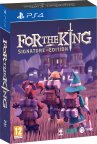 For The King - Signature Edition -peli, PS4