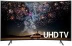 "Samsung UE49RU7372 49"" Smart 4K Ultra HD Curved LED -televisio"