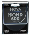 Hoya 72 mm PROND500 -harmaasuodin