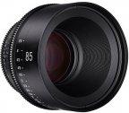 Samyang XEEN 85mm T1.5 CINE -objektiivi, Nikon F