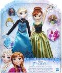 Disney Frozen -sisarukset ja kruunajaispäivä