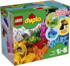 LEGO DUPLO My First 10865 - Hauskat luomukset