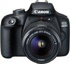 Canon EOS 4000D -järjestelmäkamera + 18-55mm DC III