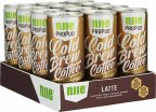 NJIE ProPud Cold Brew Coffee Latte -kahvijuoma, 250 ml, 12-PACK