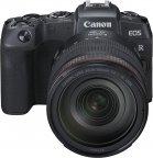 Canon EOS RP -mikrojärjestelmäkamera + 24-105mm F4L -objektiivi + EF - EOS R -adapteri