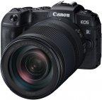 Canon EOS RP -mikrojärjestelmäkamera + 24-240 mm -objektiivi + EF - EOS R -adapteri