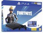 Sony PlayStation 4 Slim 500 Gt Fortnite Neo Versa -pelikonsoli, musta