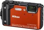 Nikon COOLPIX W300 -digikamera, oranssi