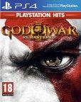 God of War III - Remastered (PlayStation Hits) -peli, PS4