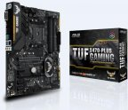 Asus TUF X470-PLUS GAMING AM4 ATX-emolevy