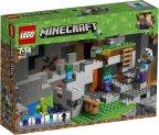 LEGO Minecraft 21141 - Zombiluola