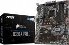 MSI B360-A PRO Intel B360 LGA1151 ATX-emolevy
