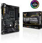 Asus TUF B450-PLUS GAMING AM4 ATX-emolevy